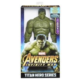 AVENGERS FIGURAS 30cm TITAN HERO HULK - HASBRO