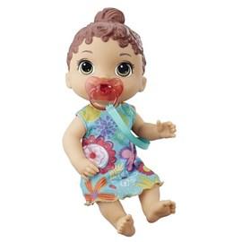 BONECA BABY ALIVE PRIMEIROS SONS MORENA E3688