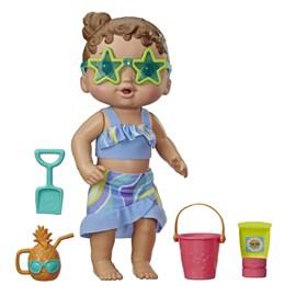 BONECA BABY ALIVE SOL E AREIA  - HASBRO E8718