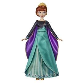 Boneca Frozen 2 Anna Cantora - Hasbro E8881