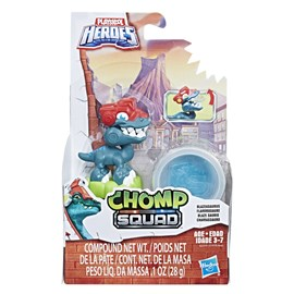 Boneco PLK Chomp Squad Value Blazessauro - Hasbro E1978