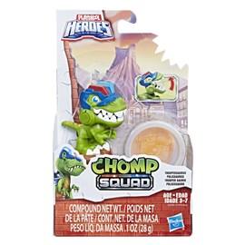 Boneco PLK Chomp Squad Value Policissauro - Hasbro E1978