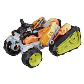 Boneco PLK Transformers Rescue Bots Brushfire - Hasbro E5366