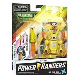 BONECO POWER RANGER 15CM JACK BEASTBOT - HASBRO E5915