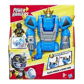 BONECO POWER RANGER RINO ZORD COM FIGURA - HASBRO E5867