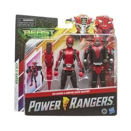 BONECO POWER RANGERS BEASTBOT RED RANGER - HASBRO E7270