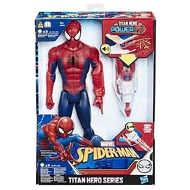 BONECO SPIDER MAN FILME 30CM POWER FX COM SOM - HASBRO E3552
