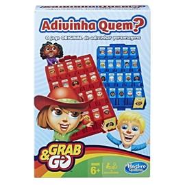 JOGO ADIVINHA QUEM? GRAB & GO