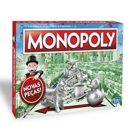 JOGO MONOPOLY NOVO! - HASBRO