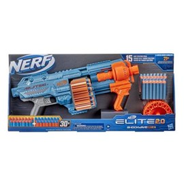 Lançador Nerf Elite Shockwave 2.0 RD 15 - Hasbro E9531