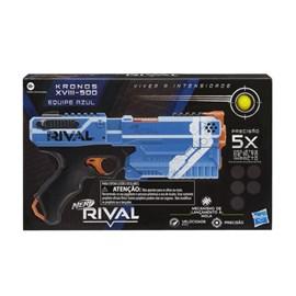 Lançador - Nerf Rival Kronos Azul - Hasbro E3109