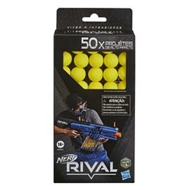 Lançador - Nerf Rival Refil 50 Dardos - Hasbro B3868