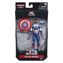 Marvel Legends Series Capitão América - Hasbro - F0328