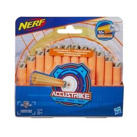 NERF REFIL DARDOS ACCUSTRIKE COM 12 - HASBRO