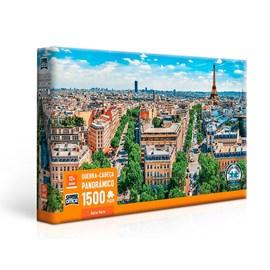 QUEBRA CABEÇA 1500 PEÇAS BELLE PARIS - TOYSTER 2764