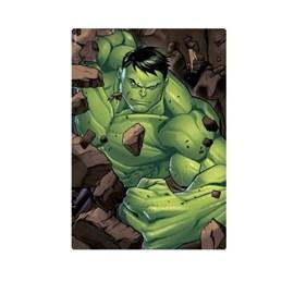 Quebra-Cabeça 60 Peças Os Vingadores - Hulk