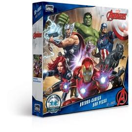Quebra-Cabeça Os Vingadores 500 peças - Toyster